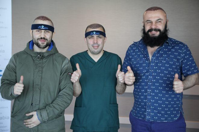 Haartransplantation, Türkei